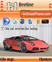 Lamborghini Murcielago es el tema de pantalla