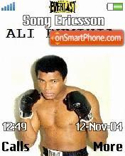 Ali 03 theme screenshot