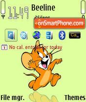 Jerry Default es el tema de pantalla