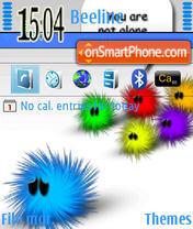 Friends theme screenshot