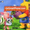 Pooh And Piglet 01 es el tema de pantalla