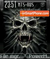 Beast of Darkness es el tema de pantalla