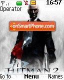 Hitman 07 es el tema de pantalla