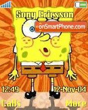 Sponge Bob2 es el tema de pantalla