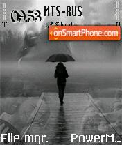 Memories 01 es el tema de pantalla