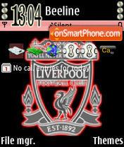 Liverpool 1897 es el tema de pantalla