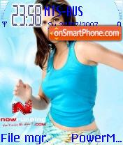 Katrina Kaif 06 theme screenshot