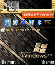 Windows Xp 13 theme screenshot