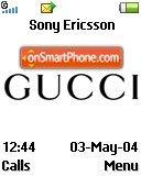 Gucci 06 es el tema de pantalla