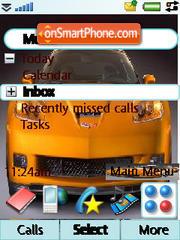 Chevrolet theme screenshot