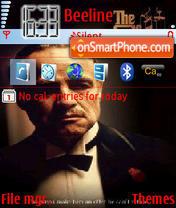 The Godfather 02 es el tema de pantalla