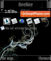 Electric L'Amour S60v3 es el tema de pantalla
