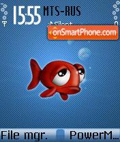 Fish DSGN es el tema de pantalla