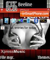 Nokiamusic es el tema de pantalla
