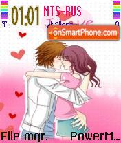 Tight Hug theme screenshot