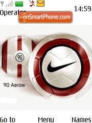 Nike 07 es el tema de pantalla