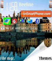 Castle 240x320 theme screenshot