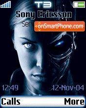 Terminator3 es el tema de pantalla
