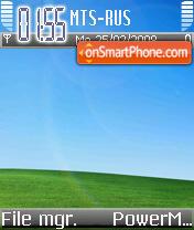 Vsta Skenic theme screenshot