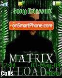 Matrix Reloaded 02 es el tema de pantalla