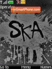 Ska 03 theme screenshot