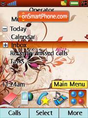 Lamour Theme theme screenshot