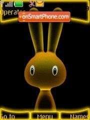 Neon Rabbit theme screenshot
