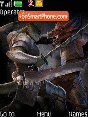 Everquest 2 Rok theme screenshot