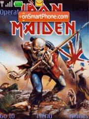 Iron Maiden 06 es el tema de pantalla