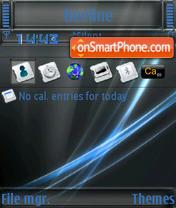 Vista Business S60v3 es el tema de pantalla