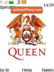 Queen 02 theme screenshot