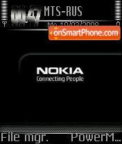 Nokia Connected S60 es el tema de pantalla
