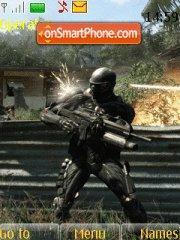 Crysis 03 theme screenshot