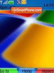 X-P theme screenshot