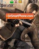 Resident Evil 4 es el tema de pantalla
