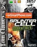Splinter Cell es el tema de pantalla