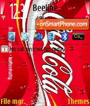 Coca Cola 06 es el tema de pantalla