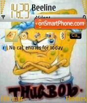 Sponge 01 es el tema de pantalla