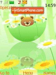 Cutest Teddy tema screenshot