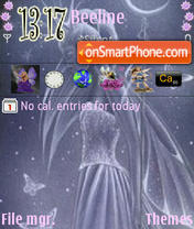 Shine tema screenshot
