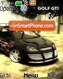 Golf GT es el tema de pantalla