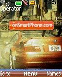 Car BMW es el tema de pantalla