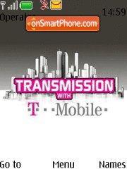 T-Mobile es el tema de pantalla