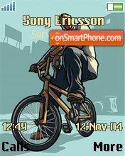 GTA SA theme screenshot