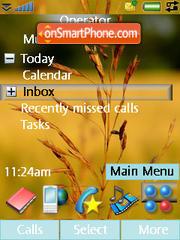 Vista Spica theme screenshot