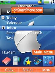 Appleoriginal theme screenshot