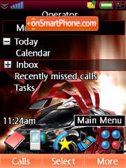 Carrip theme screenshot