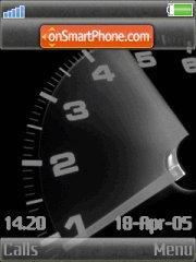 Speed w910i es el tema de pantalla