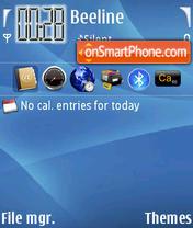 MAC OS SE theme screenshot
