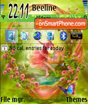 Spring 04 es el tema de pantalla